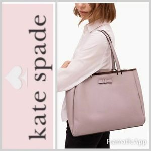🆕♠️KATE SPADE Pershing Street Nell Tote